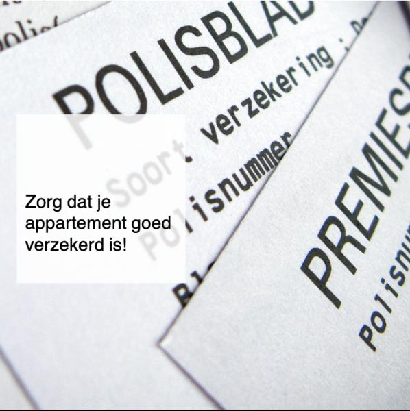 2021-04-02, Zorg dat je appartement goed verzekerd is - deBergen5.nl