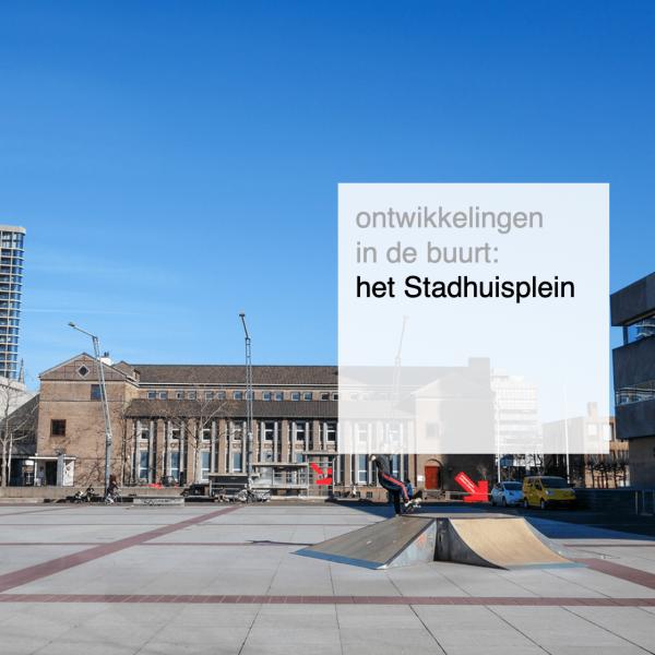 2021-04-21 Ontwikkelingen in de buurt het Stadhuisplein - deBergen5.nl