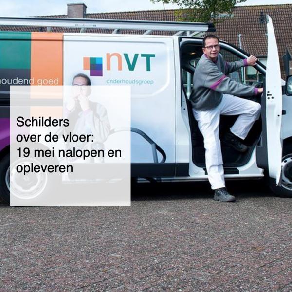 2021-05-04, Schilders over de vloer 19 mei opleveren en nalopen - deBergen5.nl