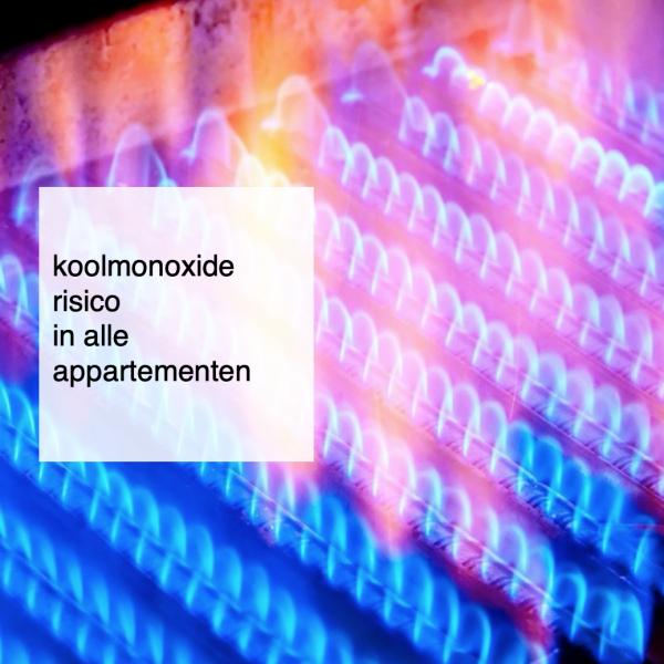 2021-05-30, Koolmonoxide risico in alle appartementen