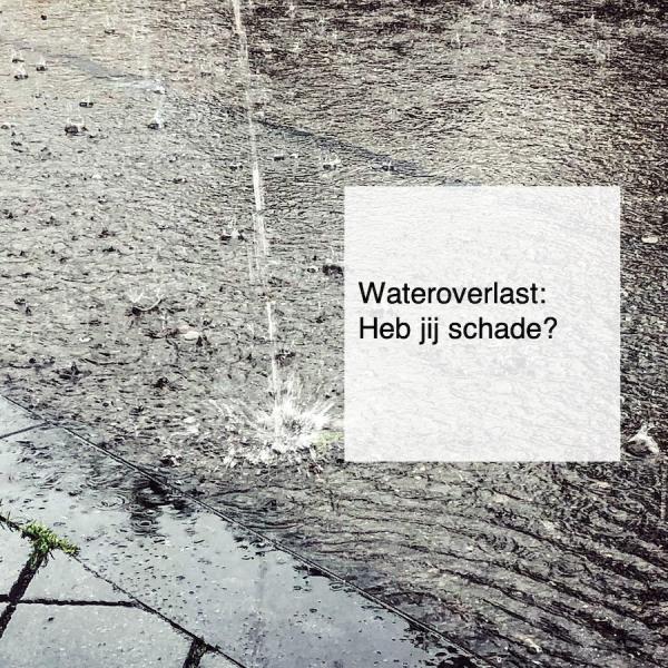 2021-06-04, Wateroverlast heb jij schade - deBergen5.nl